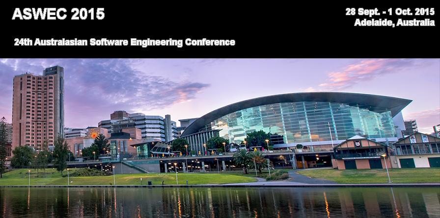ASWEC 2015 | 28 Sept. – 1 Oct. 2015 | Adelaide, Australia
