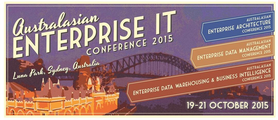 Australasian Enterprise IT Conference 2015