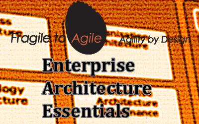 Enterprise Architecture Essentials training course – August 2016 Sydney CBD