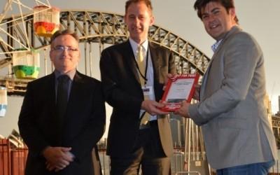 First Australasian EA Excellence Award