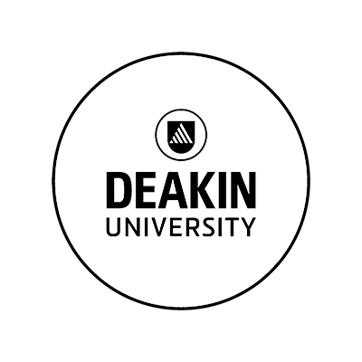 Image result for deakin university logo
